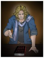 Prince LESTAT by NightInk-RcArt