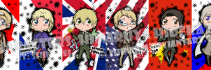 APH-Allied Forces chibi WIP by shinarei