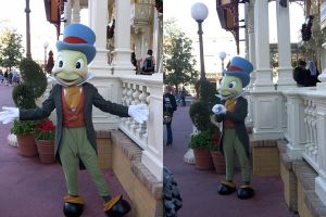 WDW Character Jiminy Cricket by wilterdrose-stock