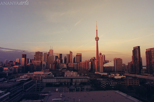 Toronto by AnanyaArts