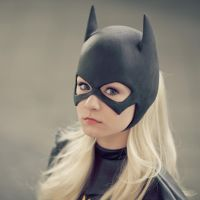 Sina - Batgirl : Stephanie Brown I by afflaf