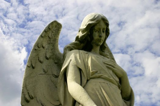 Mount Calvary Angel 2 by opsidian