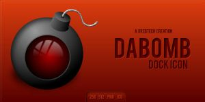daBOMB Dock Icon by grebtech