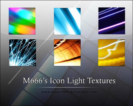 50 100x100 Icon Textures by Muser666
