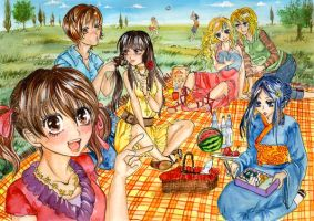 picnic by Nomimo