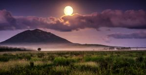 Prairie Moon by Questavia