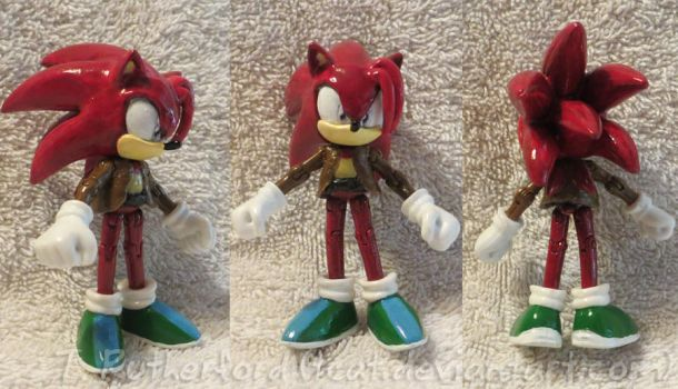 Customs - Speed the Hedgehog by tcat