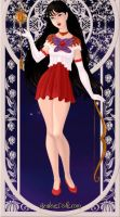 Greek Sailor Mars by LadyIlona1984