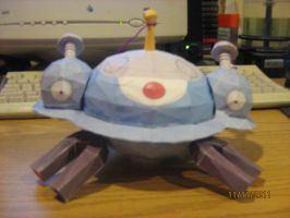 Magnezone papercraft by NinjaKirby144