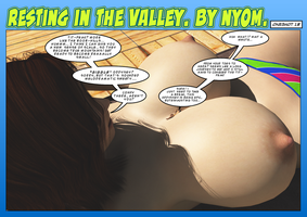 Oneshot 18: Resting in the valley... by nyom87