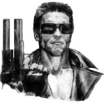 The Terminator 1 - Thorr by twotonearmy
