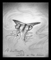 The butterfly... by Lylyke