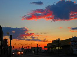 Cotton Candy in the Sky! by Michies-Photographyy
