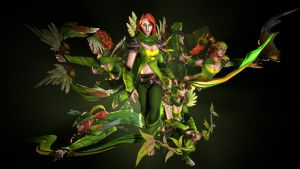 Windrunner Cosmetic Artwork by BlueFlytrap998
