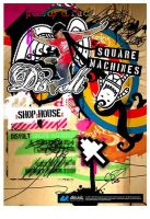 Square machines by mindriders