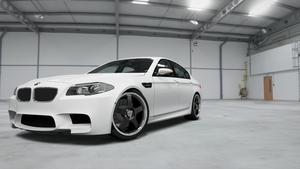 2012 BMW M5 by No121Else