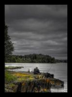 Fishermans Paradise II by HeatherWaller-Rivet
