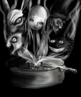 Alice in Wonderland by ACDeCa