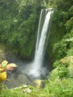 Savaii Waterfall by lmsgblh