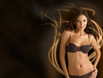 Jennifer Lamiraqui wallpaper by photomontage