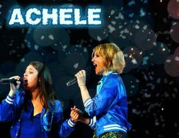 Achele by MerygLeek