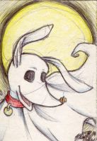 Zero Sketch Card by UnderCoverCottonswab