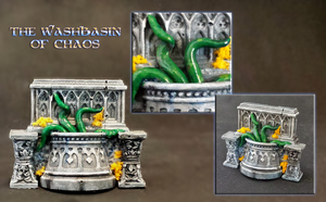 Mini A Week 42: The Washbasin of Chaos by greylond