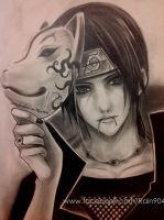 Itachi by KENNLORD