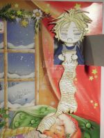 *day 2* chibi aido- I want *22 days to Christmas* by Etsuko-Hime