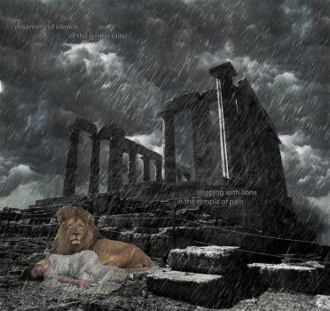 Sleeping With Lions by Ezoix