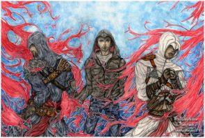 Assassin's Creed by StefaniaRusso
