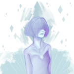 Blue Pearl by Bubleon