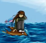 Surfing by Cynthetic-art
