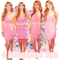 Pack png 185 Bella Thorne by MichelyResources