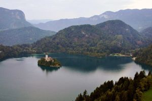Lake Bled 1, Slovenia by wildplaces