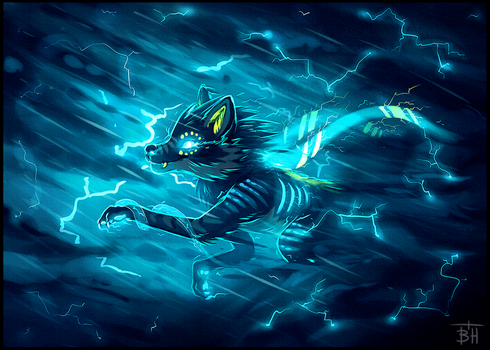 Ray - Storm Bringer by BelieveTheHorror