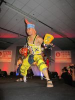 Wakka Upstage by ManticoreEX