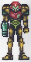 METROID BEAD SPRITE by Buck-Chow-Simmons