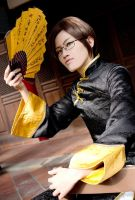 APH COSPLAY / Macau by kid13784