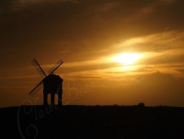 Sunset on Windmill Hill! by AngelsSunset