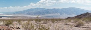 Death Valley View by Bawwomick