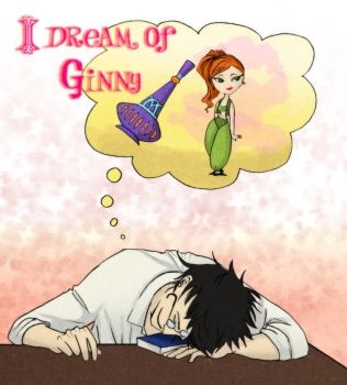 harry dreams of ginny by palnk