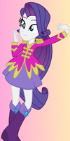 Sgt Pepper's Rarity - Equestria Girls by SJArt117