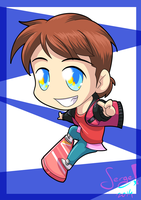 20140814 - Marty McFly by nekoiichi