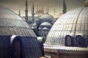 Istanbul PersonalView2 by Marcusion