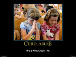 Child Abuse #3 by PopeyeTheoB