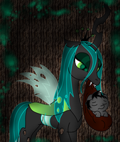 Chrysalis' Biggest Regret? by PurfectPrincessGirl