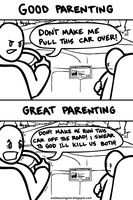 Parenting by endlessorigami