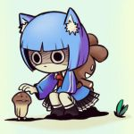 Melody love Nameko by Puretails