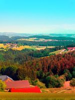 Spring, hot sun, and lots of scenery by patrickjobst